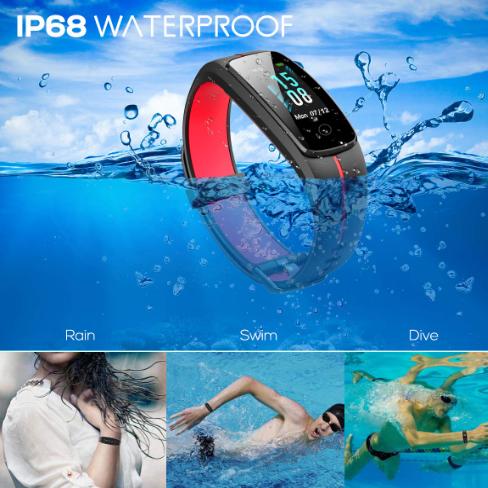 Fitness Tracker IP68