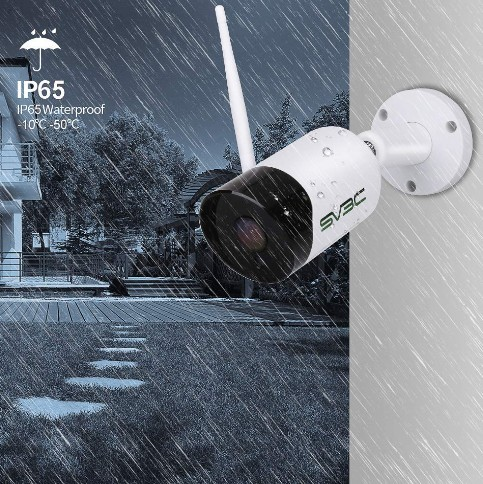 Überwachungskamera Aussen Modell 8
