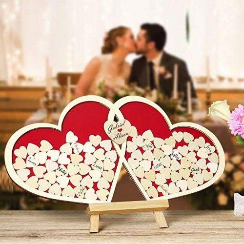 Hochzeit Gästebuch Modell 3