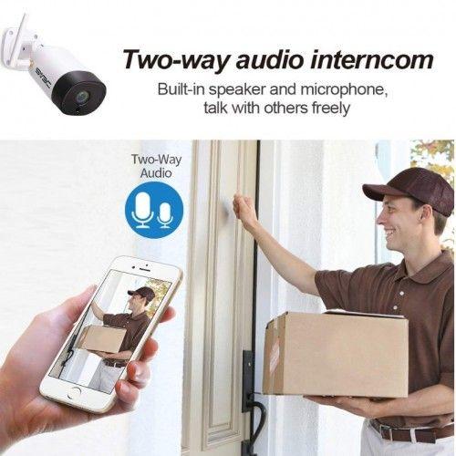 Überwachungskamera Aussen Modell 7