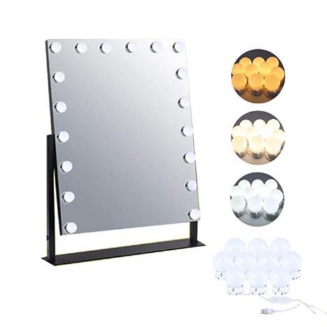 Spiegel Beleuchtung Modell 3