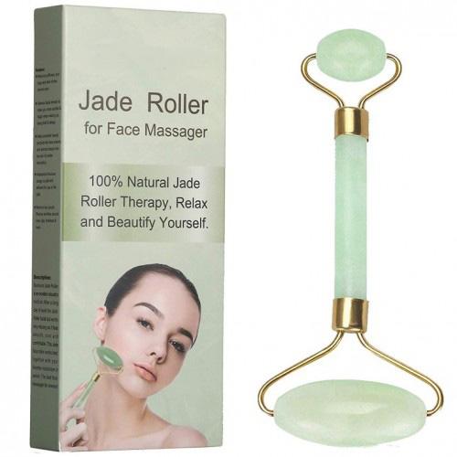 Jade Roller Massagegerät Modell 5