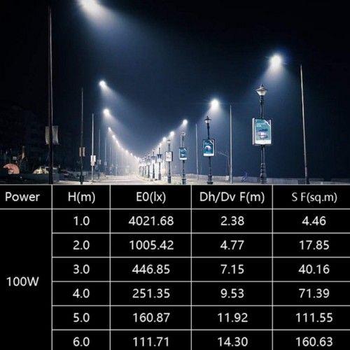 Straßenlampe 100W