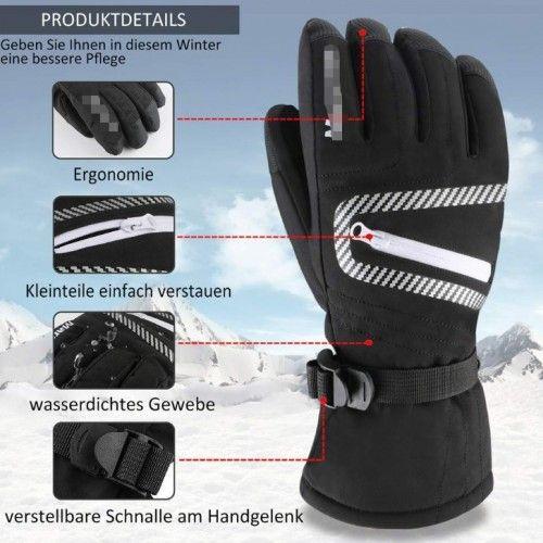 SkiHandschuhe Touchscreen