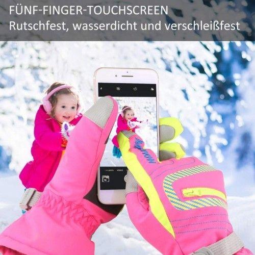 SkiHandschuhe Touchscreen 2
