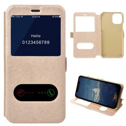 iPhone 11 Pro Max Sichtfenster Flip Case