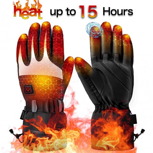 Beheizte Handschuhe für Herren Damen