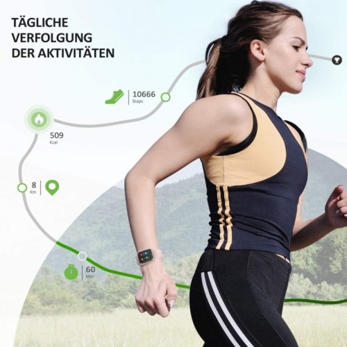 Smartwatch Fitness Armband 20