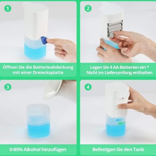 Automatischer Seifenspender Modell 14