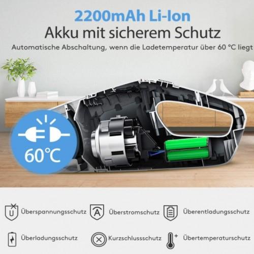 Akku Handstaubsauger Modell 13