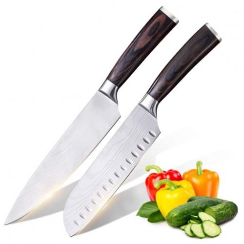 2er Pack Küchenmesser