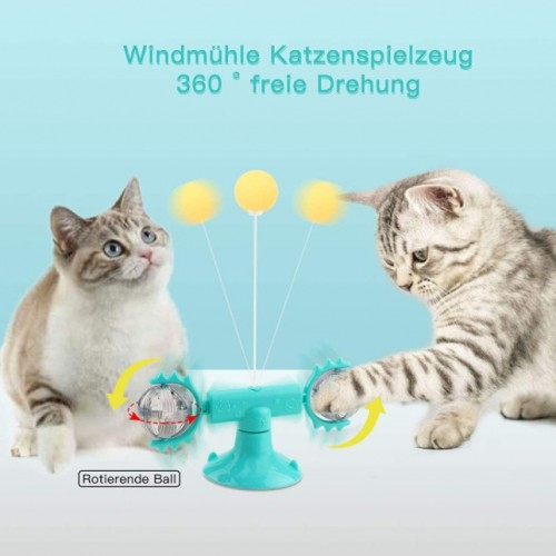 Katzenspielzeug Modell 10