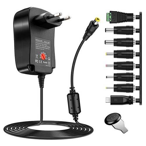 Universal AC-DC-Netzteiladapter