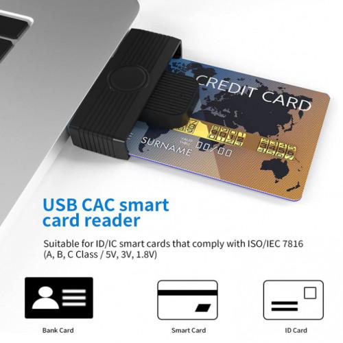 CAC Smartcard Lesegerät Modell 4