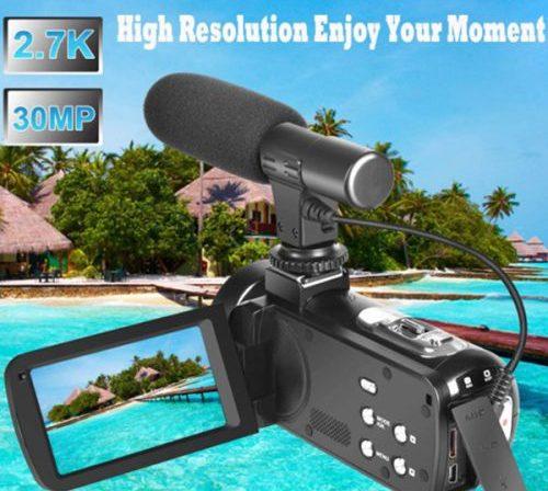 Videokamera Modell 1