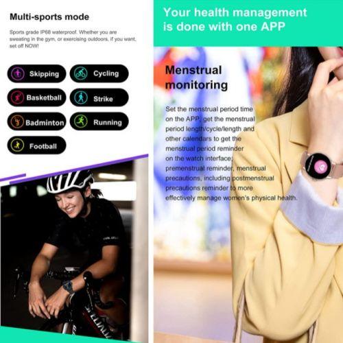 Smartwatch Modell 52