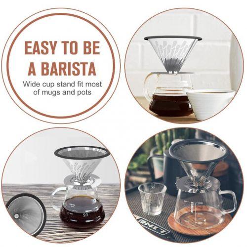Permanenter Kaffeefilter Modell 1